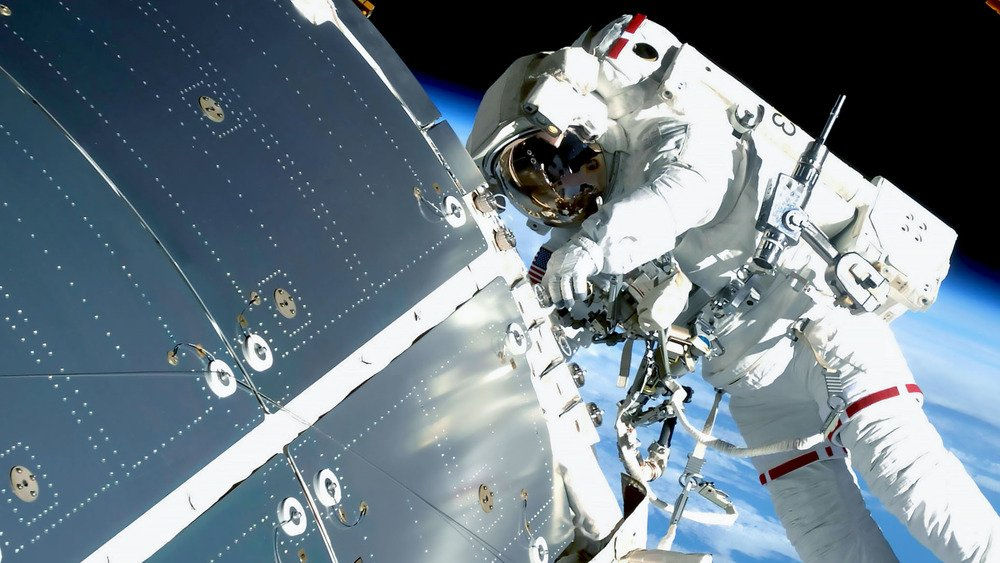 The Real Reason Astronauts Don't Burp In Space