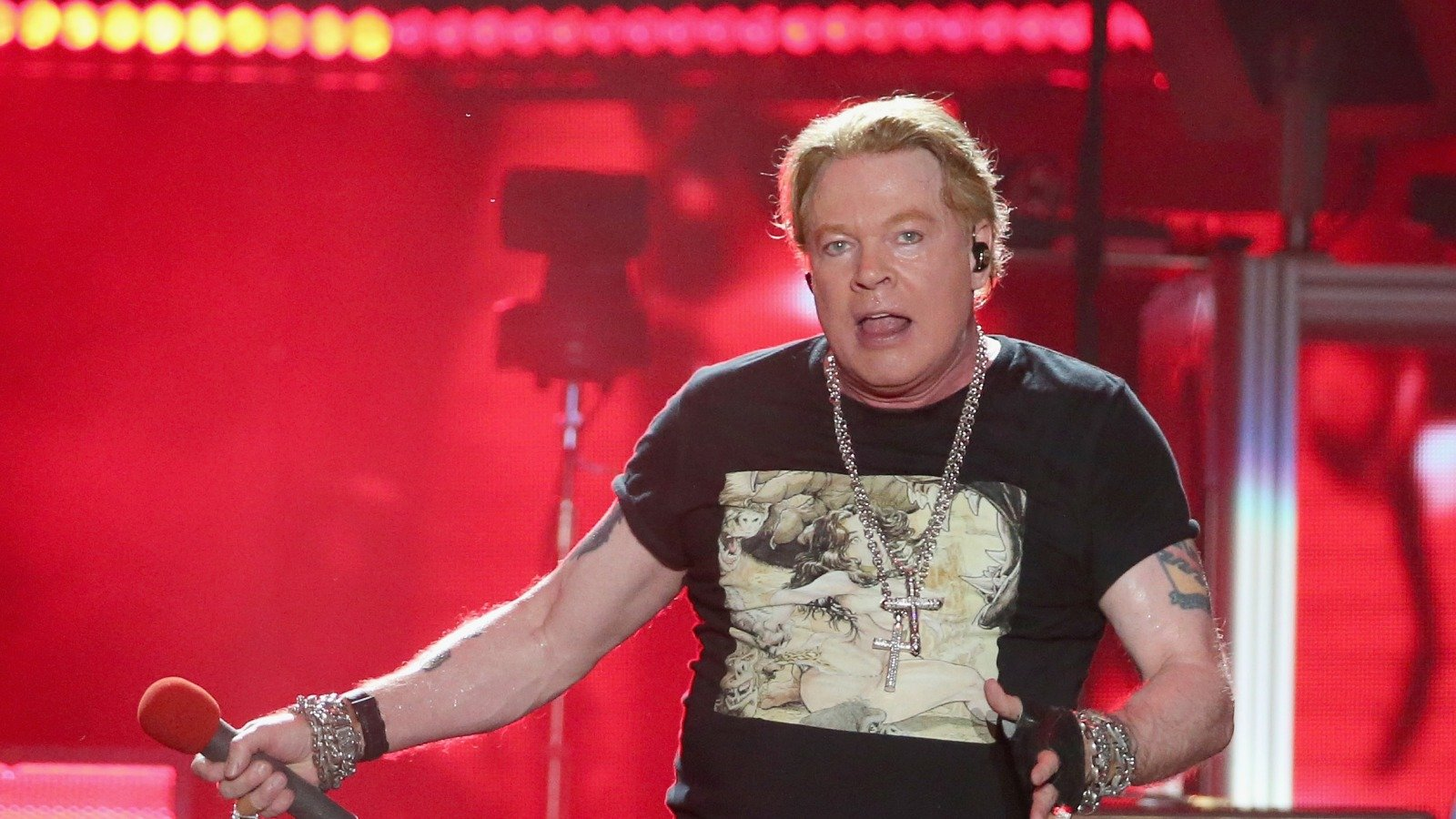 Why Axl Rose Considers His Stepfather The Most Dangerous Man He's Ever Met