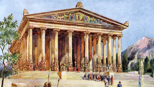 The Untold Truth Of The Temple Of Artemis