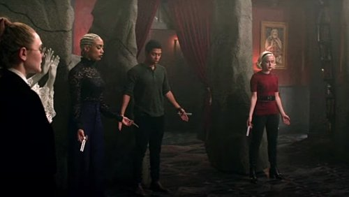 The Real-Life Witches Behind The Chilling Adventures Of Sabrina