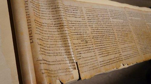 Who Actually Wrote The Dead Sea Scrolls?