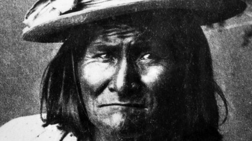 The Tragic Death Of Geronimo's Wife And Children