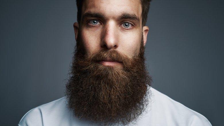 How Germy Is A Man's Beard?