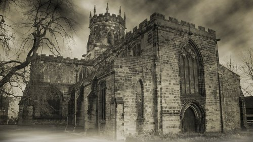 Haunted Churches You'll Be Too Scared To Visit