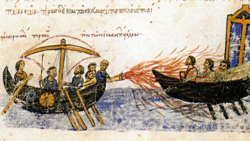 The Truth About The Secret Weapon Of The Byzantine Empire