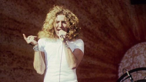 Robert Plant Almost Wasn't A Part Of Led Zeppelin. Here's Why