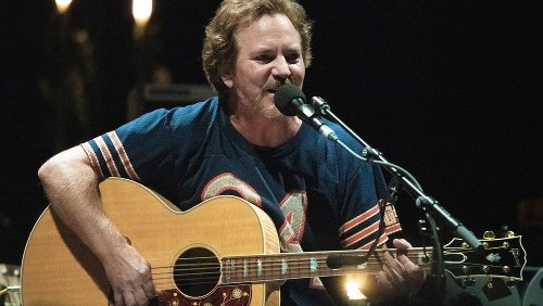 The Truth About Eddie Vedder's Brush With Death