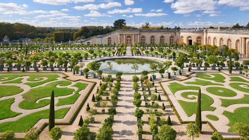 The Surprising Amount Of Time It Took To Build The Palace Of Versailles Gardens