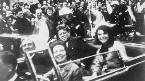 The Mystery Of The Umbrella Man At JFK's Assassination