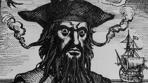 The Truth About Blackbeard's Gruesome Death