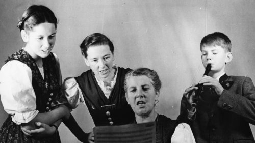 The True Story Of The Von Trapps From The Sound Of Music