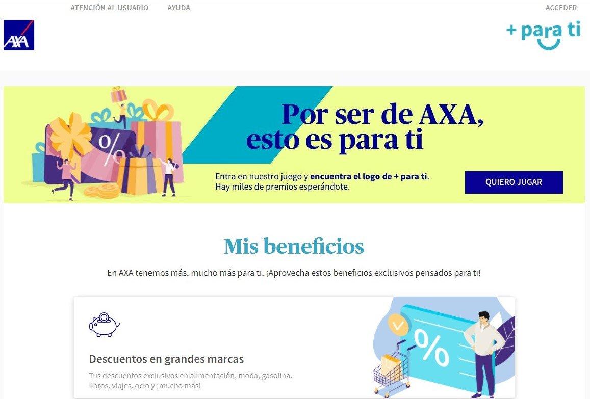 AXA lanza su nuevo programa de fidelización