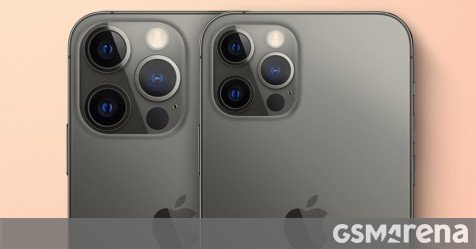 iPhone 13 series will be slightly thicker and with larger camera bumps