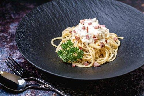 Die Nicht Spaghetti Carbonara sind der Dorn im Auge der Hardcore'ler