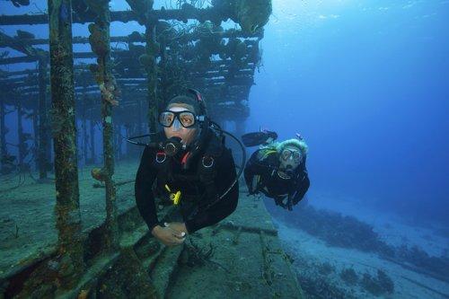 Grécia recebe seu primeiro museu subaquático