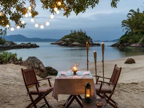 7 ideias de jantares românticos dignos de hotel