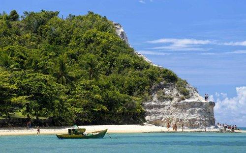 Conheça a maravilhosa Praia do Espelho, na Bahia