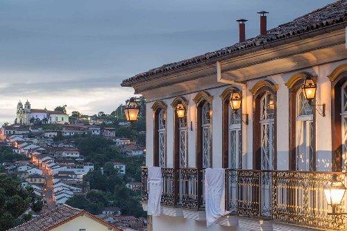 Hospede-se em um casarão histórico e tenha dias de realeza em Ouro Preto