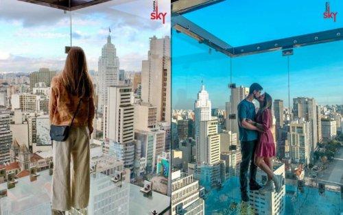 Mirante com chão de vidro de São Paulo será inaugurado em agosto; veja mais!