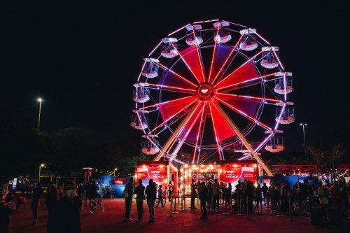 Roda-gigante é inaugurada no Parque Ibirapuera; leia mais!