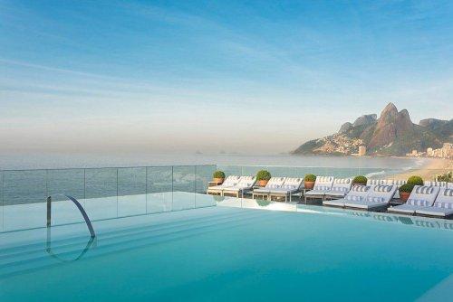 Estes são os hotéis com as vistas mais deslumbrantes do Rio de Janeiro