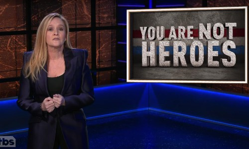 Samantha Bee: 'No one in the Republican party suddenly grew a conscience'