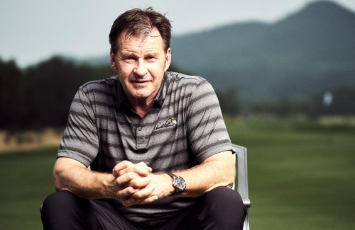 Nick Faldo: 'I would love to be able to play how I used to. It hurts, even now'