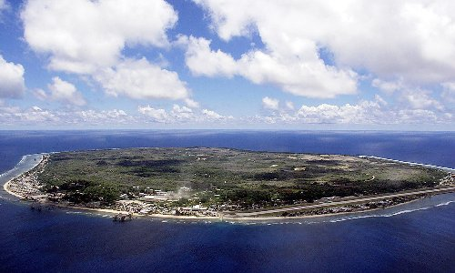 Brisbane company paid $1.4bn to run offshore processing on Nauru despite no arrivals since 2014