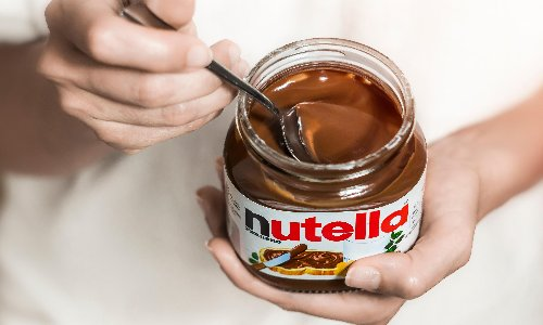 How to eat: Nutella