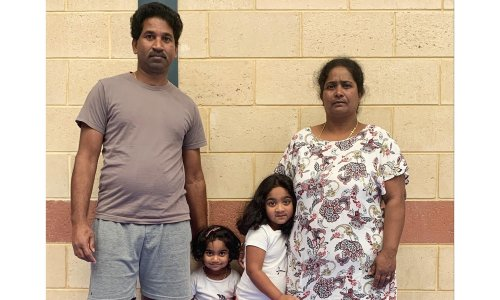 Biloela Tamil family to be granted new three-month bridging visas to stay in Australia