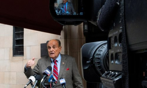 'Rudy is really hurt': Giuliani reportedly banned from Fox News