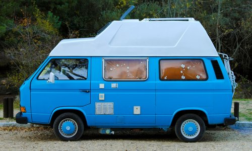 DVLA put the brakes on my efforts to tax my camper van