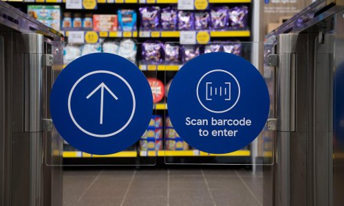 End of the checkout queue? Stores rush to deploy till-free technology