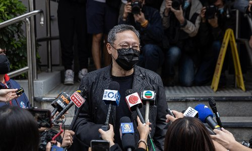 Hong Kong: 47 key activists charged with subversion and face life if convicted