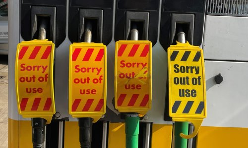 Friday briefing: Fuel shortages add to winter woes