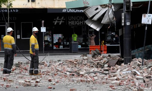 Victorian earthquake explained: why did it happen and why was the impact relatively mild?