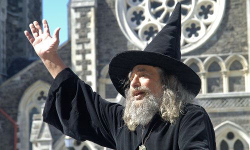 New Zealand council ends contract with wizard after two decades of service