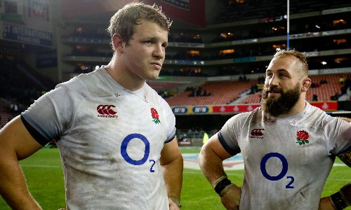 England's Six Nations plans hit by Launchbury and Marler withdrawals