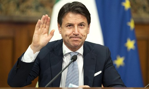 Giuseppe Conte to quit as Italy's PM in tactical move