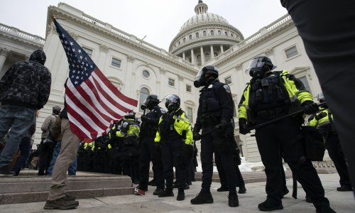Facebook missed weeks of warning signs over Capitol attack, documents suggest