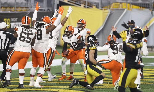 Covid-19 outbreak? No playoff win since 1995? Trust the Browns to defy the odds