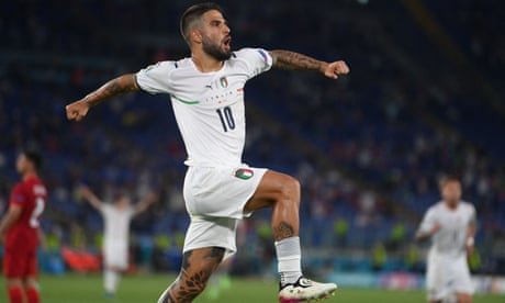 Turkey 0-3 Italy: Euro 2020 opener – as it happened