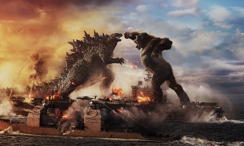 Godzilla vs Kong: the big dumb action movie we've been waiting for?