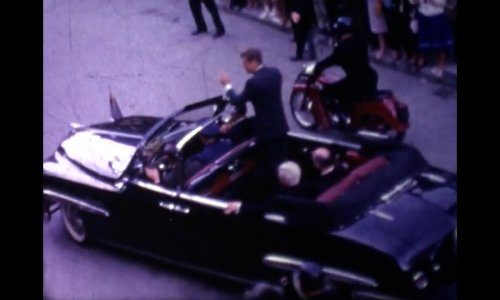Previously unseen 1963 film of John F Kennedy emerges in Ireland