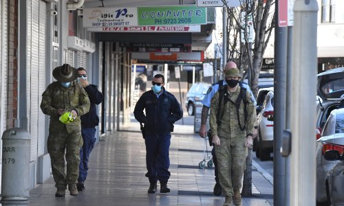 Sending the army into locked-down Sydney will leave the most vulnerable feeling angry and targeted