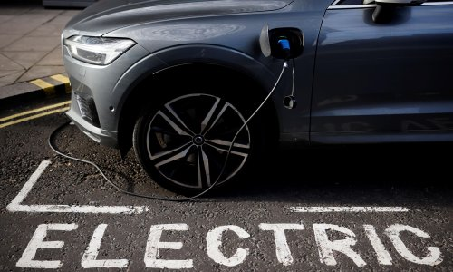 Electric car insurance in UK 'is £45 less than for petrol or diesel vehicle'