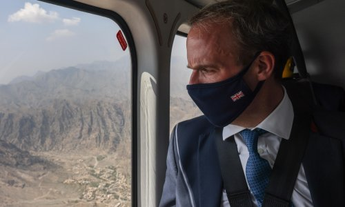 Raab's negligence over Kabul is now clear. If he had any honour, he'd quit