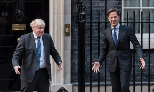 Johnson's claim Dutch PM offered to mediate in Brexit row not true, say sources