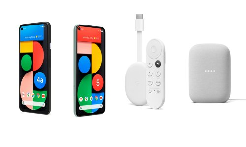 Google unveils Pixel 5, Chromecast and Nest Audio smart speaker