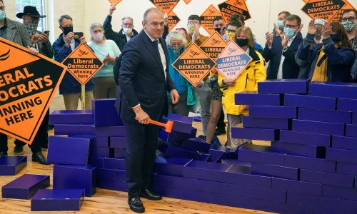 A Labour/Lib Dems alliance could defeat the Tories in seat after seat